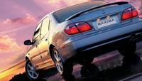 خودروی نیسان ماکسیما ساخت شرکت پارس خودرو