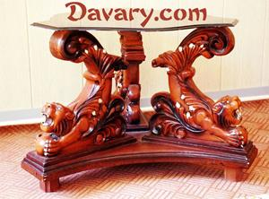Fretwork & Wood-Carving